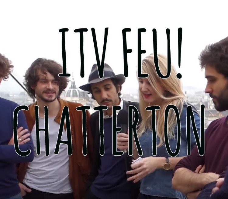 nouvelle youtubeuse, fille de paname, filledepaname blog, interview feu chatterton , blog paris, blog parisien , blog parisienne, blog culture, itv musique, blog art, blog musique