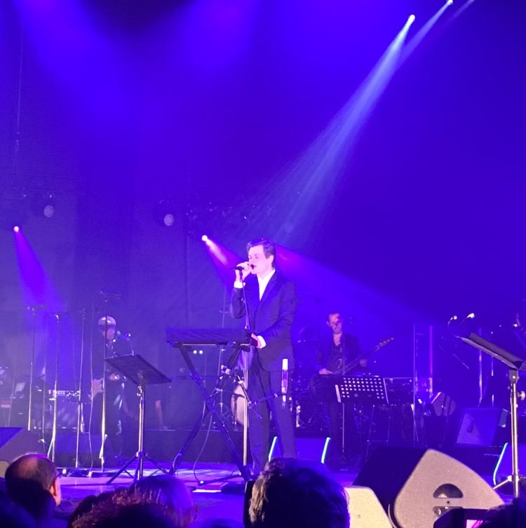 benjamin biolay concert salle pleyel septembre 2016