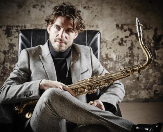 samy thiebault john coltrane rebirth jazz saxophoniste