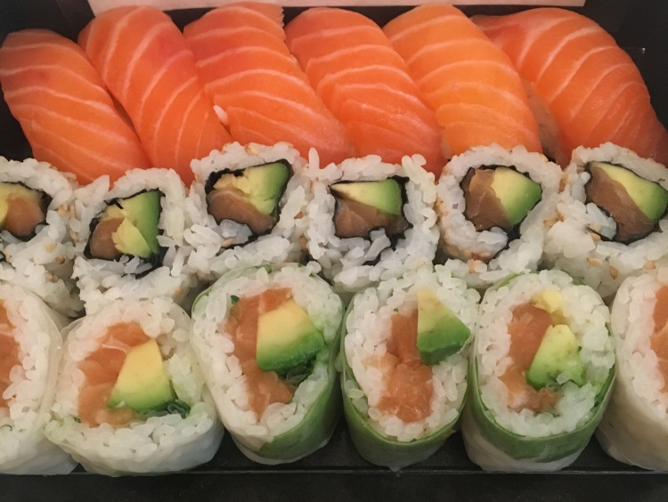 sushis paris