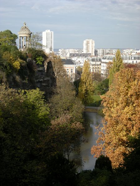 ParcDesButtesChaumont
