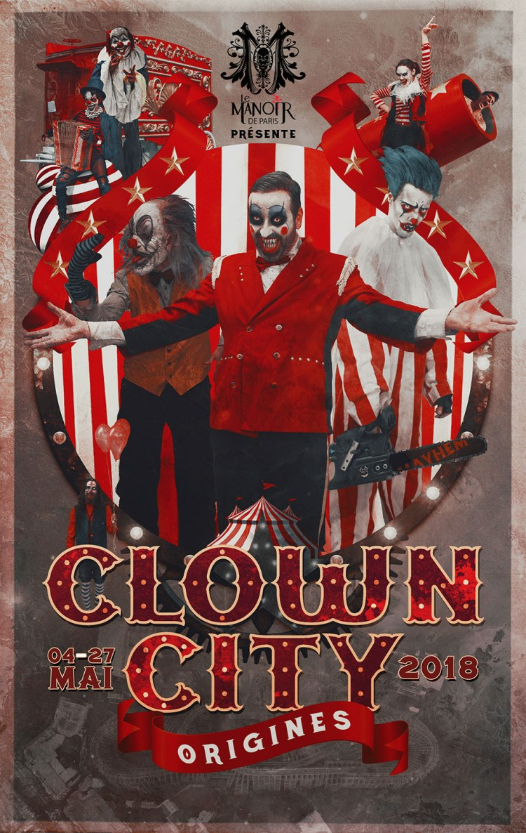 clown city