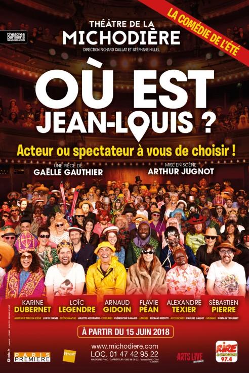 Où est Jean-Louis ?
