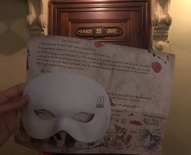 escape game opera garnier
