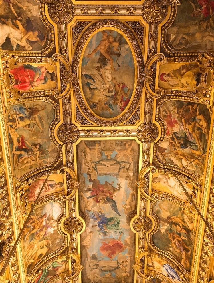 inside opera escape game opera garnier