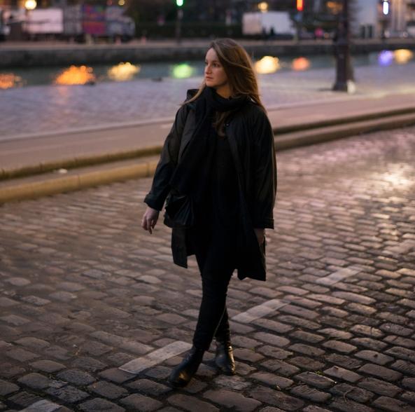Stéphanie Chermont par Sébastien Vincent