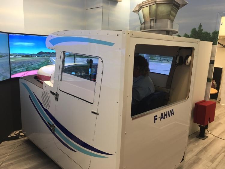 Aéroclub Simulation