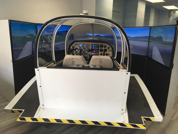 Aeroclub Simulation