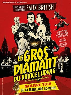 """Le Gros diamant du Prince Ludwig"""