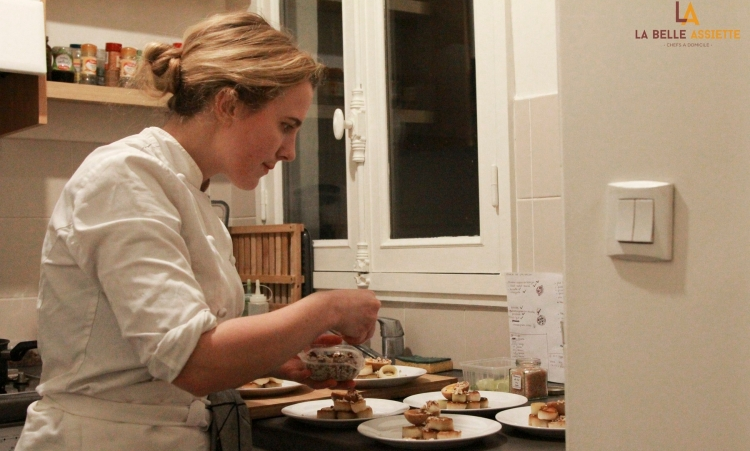 juliette meyer belle assiette chef à domicile