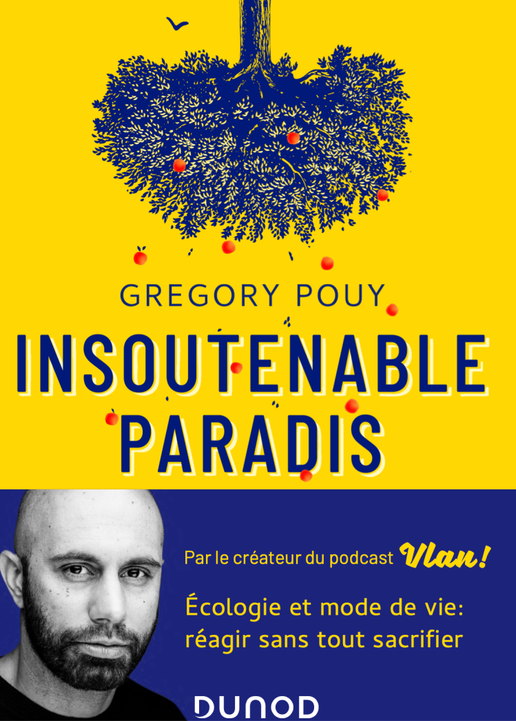 insoutenable paradis gregory pouy
